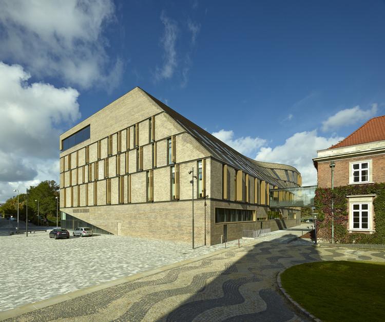 Frederiksberg Courthouse / 3XN, © Adam Mõrk