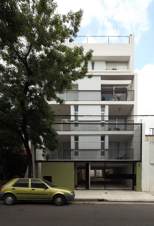 Edificio Nuñez 3453 / MVS Arquitectos, © Gustavo Sosa Pinilla