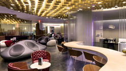 Virgin Atlantic Clubhouse / Slade Architecture