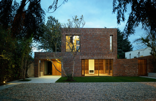 House on Mount Anville, Dublin, Ireland by Aughey O'Flaherty Architects
