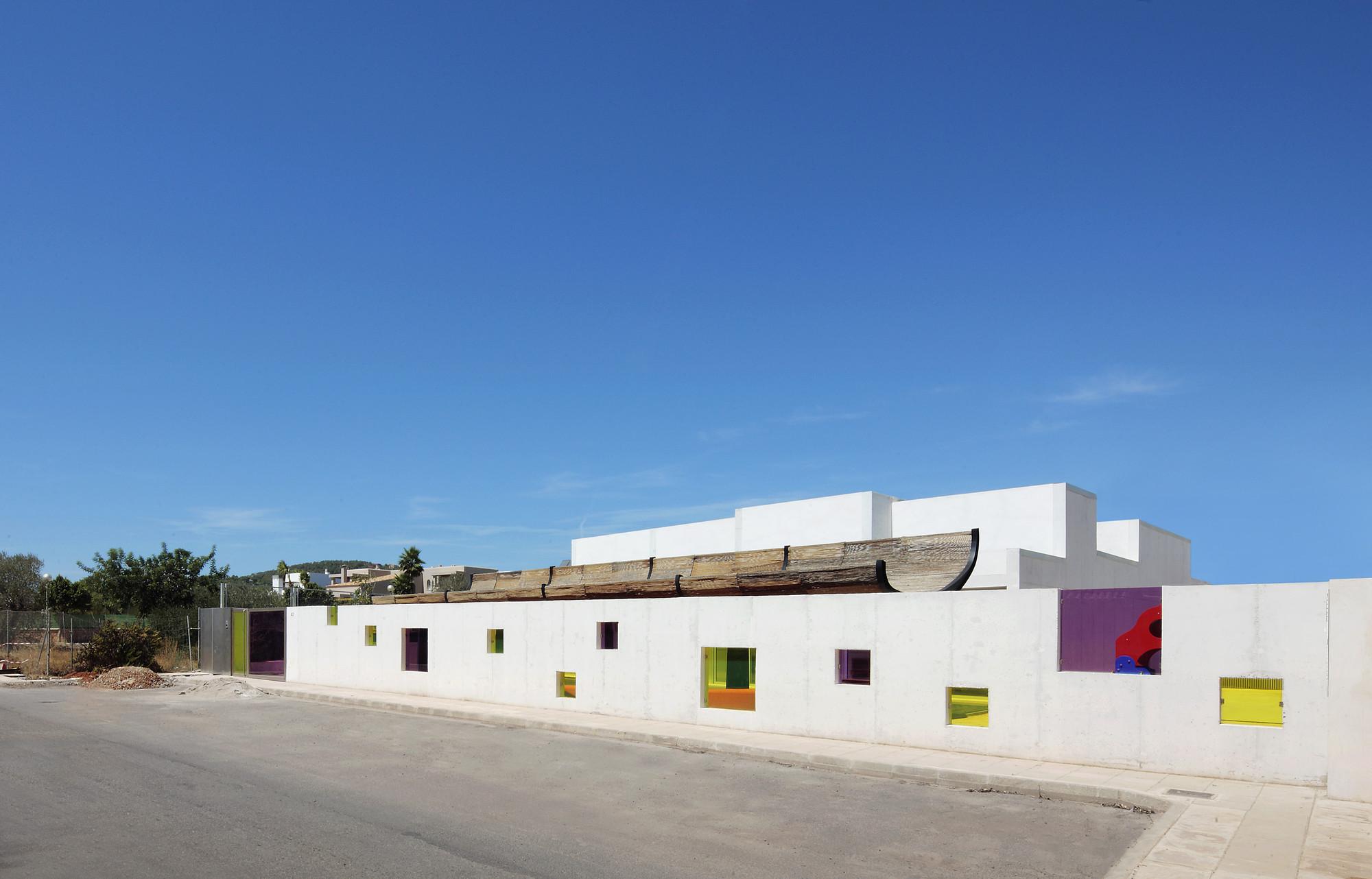 Child School at Can Nebot / Rahola Vidal, © José Hevia
