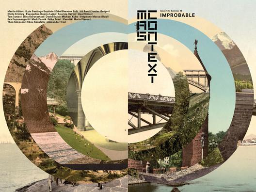 MAS Context #18: IMPROBABLE; Cover Design by Stephane Massa-Bidal