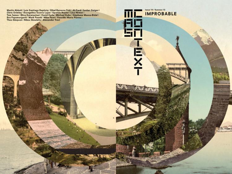 MAS CONTEXT #18: IMPROBABLE, MAS Context #18: IMPROBABLE; Cover Design by Stephane Massa-Bidal