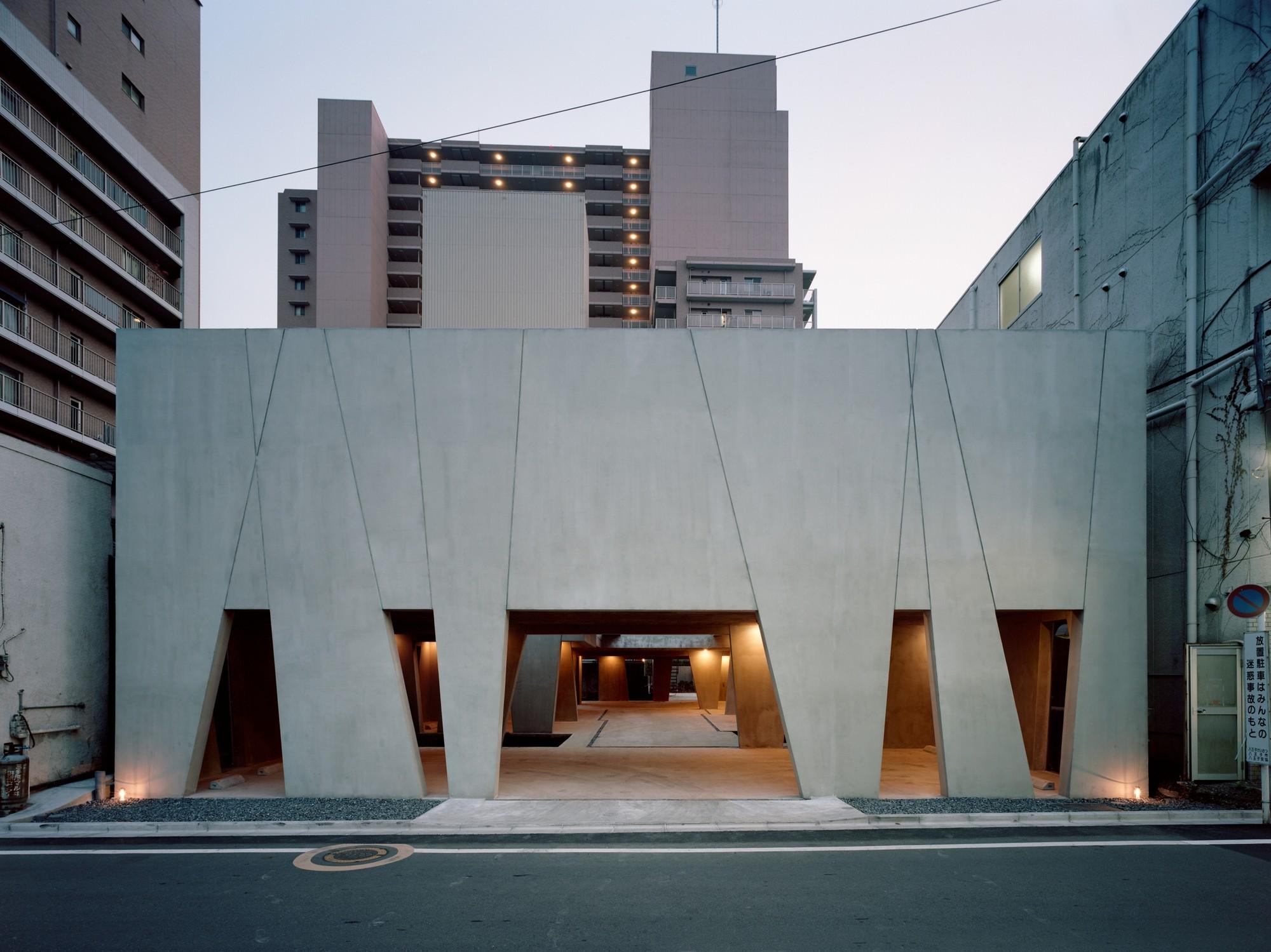Hachioji Tree House / Airscape Architects Studio, © Kai Nakamura