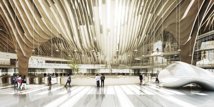 Courtesy of BAT (Bilbao Architecture Team)