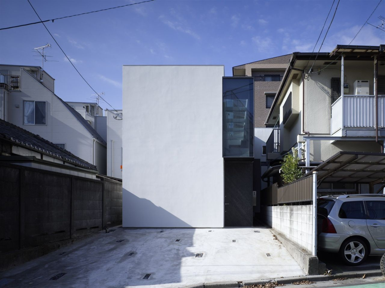 Roji House / airscape architects studio, © Toshiyuki Yano