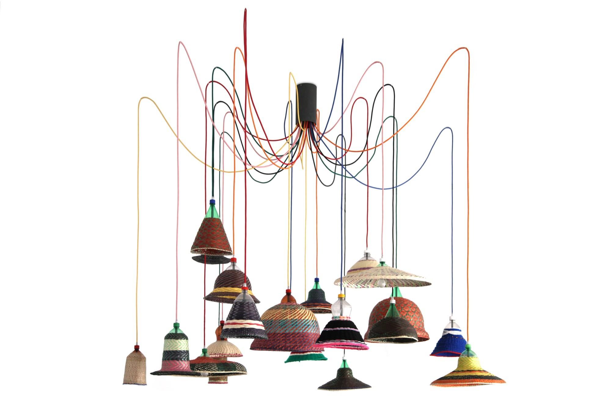 PET Lamp / Álvaro Catalán de Ocón, Courtesy of Álvaro Catalán de Ocón