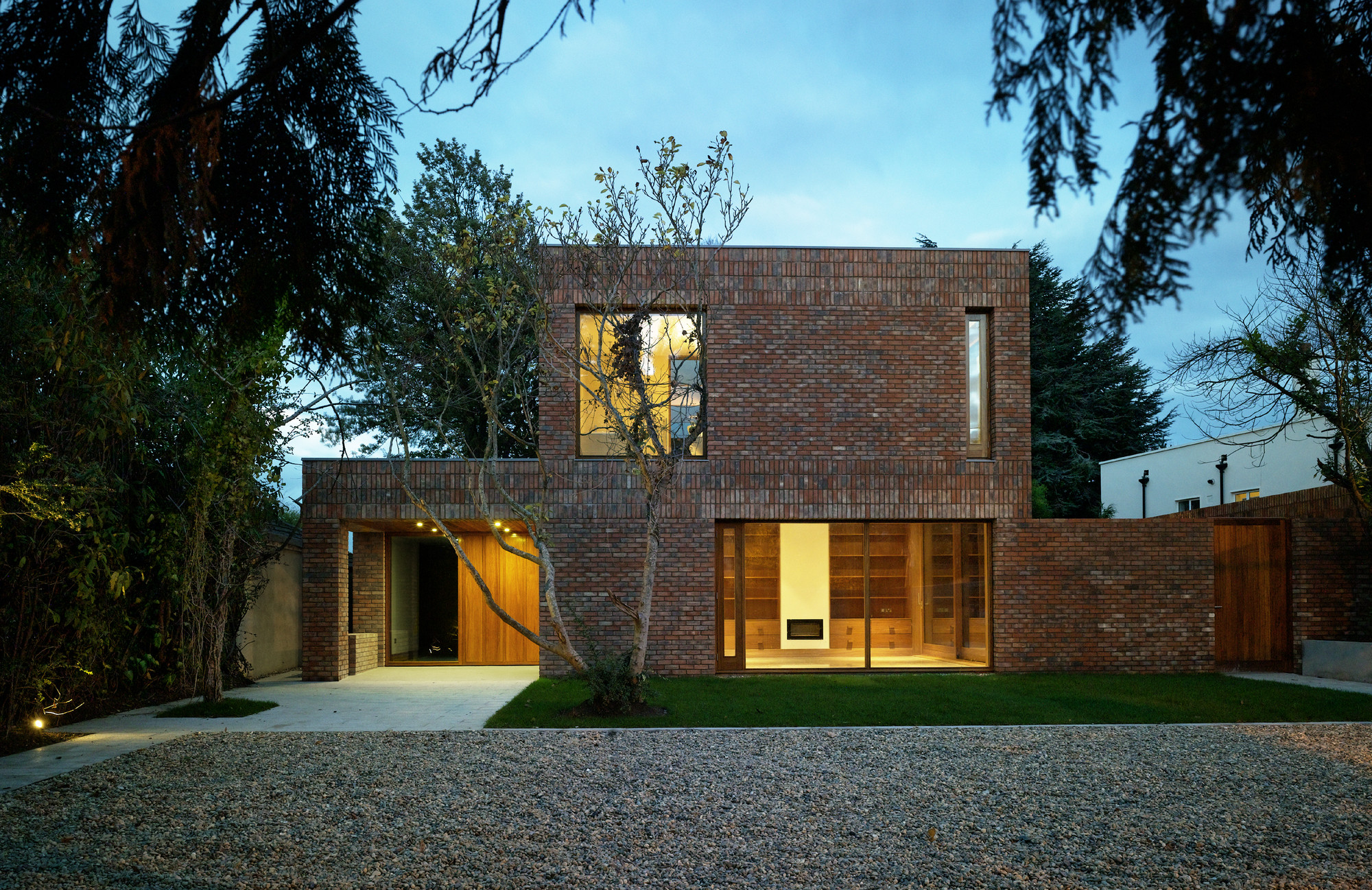 House On Mount Anville / Aughey O'flaherty Architects, © Marie-Louise Halpenny