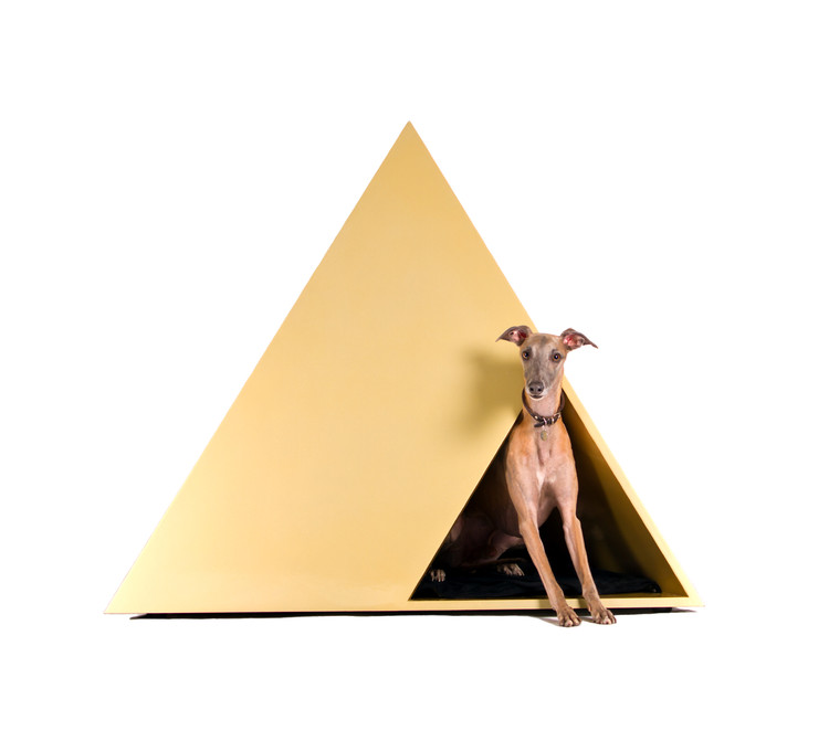 """Dogchitecture, Inspired by """"Architecture for Dogs"""", PRODUCTORA"""