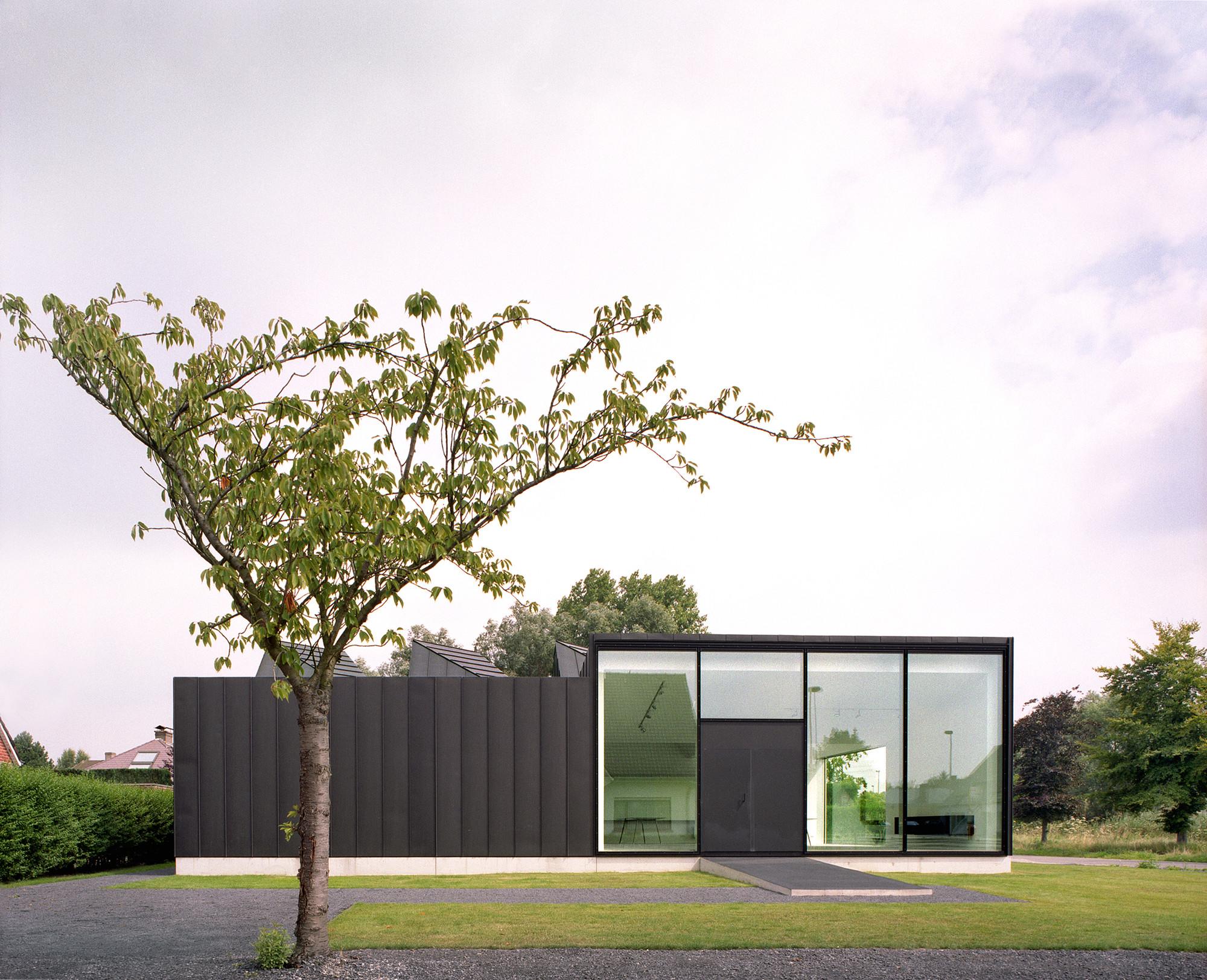 Linq / NU architectuuratelier, © Filip Dujardin