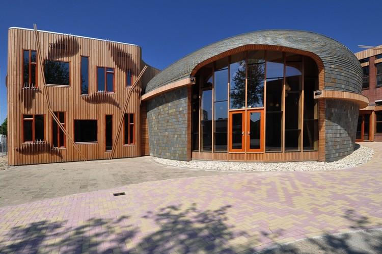 Marecollege / 24H Architecture, Courtesy of Boris Zeisser