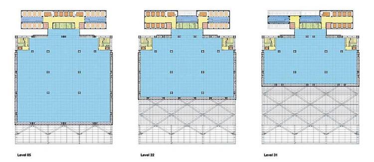 Floor Plate Plans