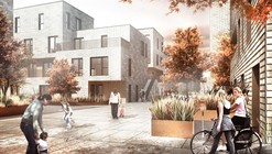 AlmenBolig+ Affordable Housing Winning Proposal / JAJA + ONV