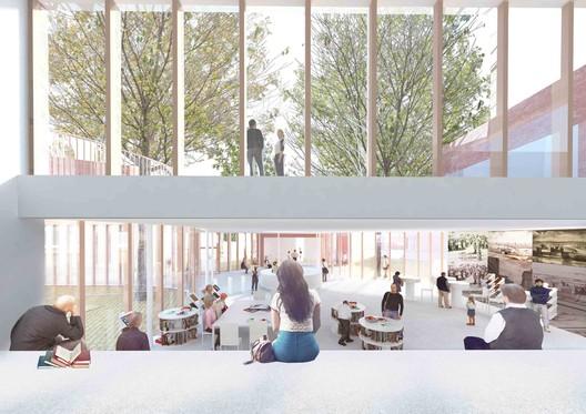 Courtesy of A2SM Architects