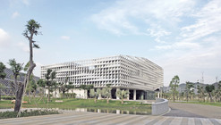 Administrative Office Building of South University Of Science And Technology Of China / Zhubo Design Zstudio