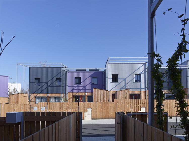 32 Casas en Poitiers / Lanoire & Courrian, © Stepháne Chalmeau