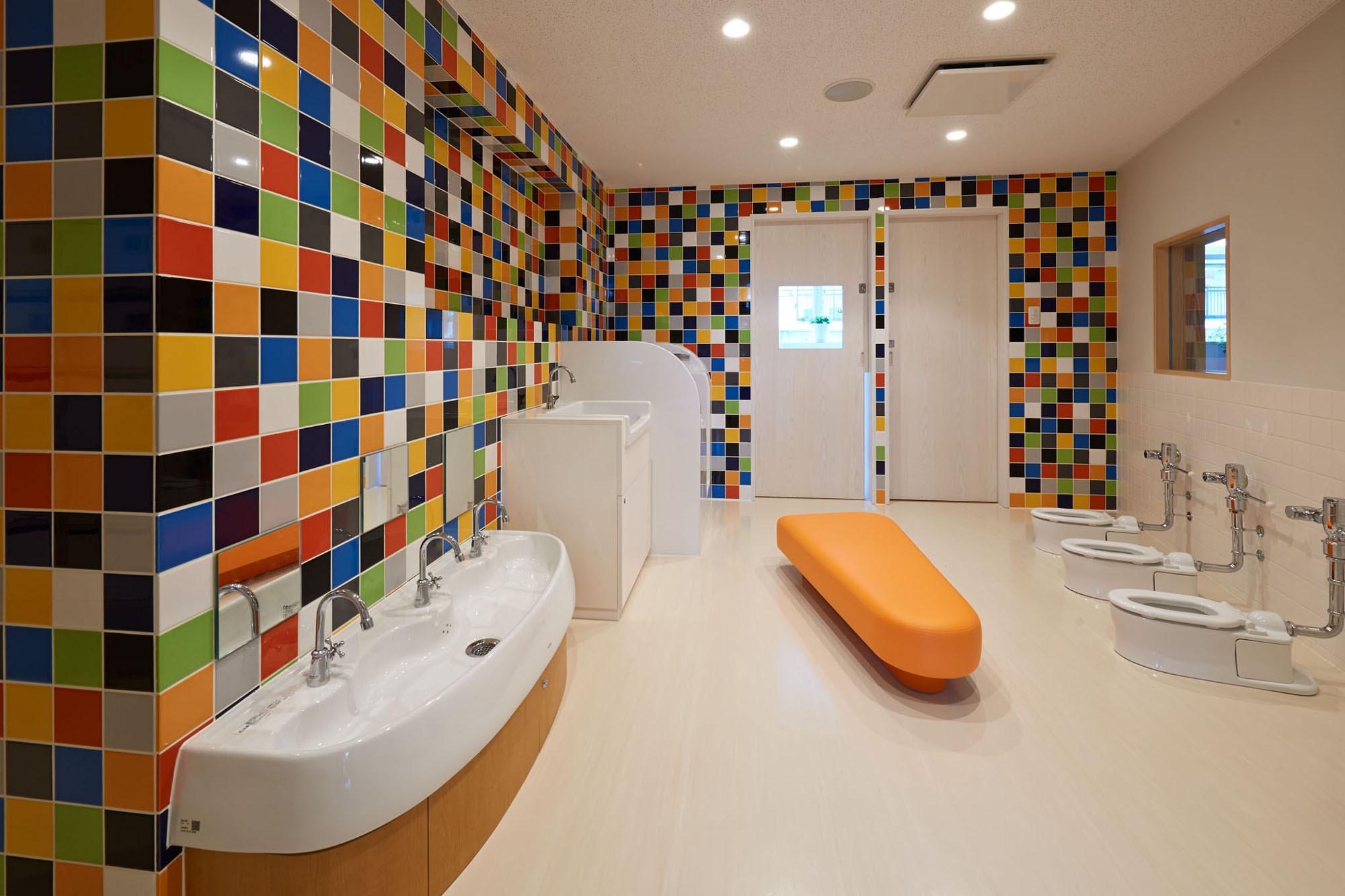 Gallery Of Mokumoku Kindergarten 16a Inc 16
