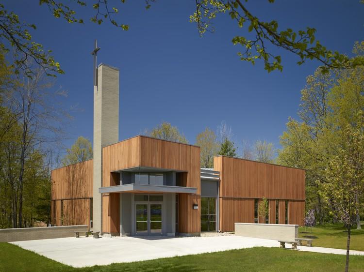 Ministerio del Campus Católico en la Universidad Estatal de Wright / The Collaborative Inc, © Brad Feinknopf