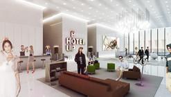 'Pop-Up Hotel' Winning Proposal / PINKCLOUD