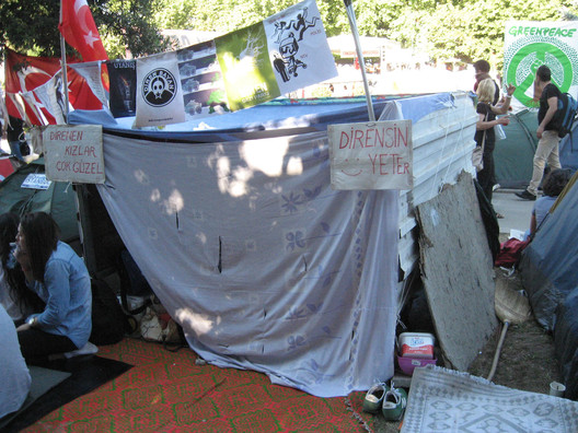 Courtesy of occupygeziarchitecture.tumblr.com
