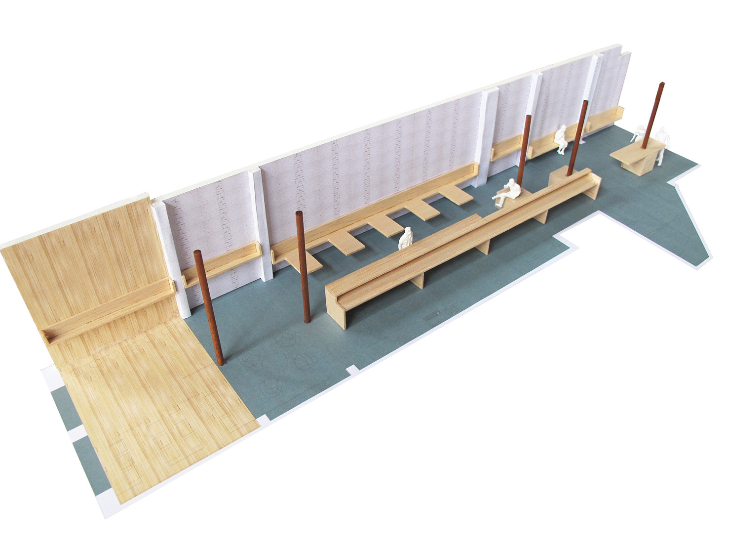 Gallery Of Bar Oval Flexoarquitectura 12