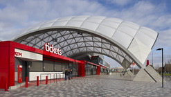 Adelaide Entertainment Centre / DesignInc