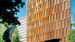 CH2 Melbourne City Council House 2 / DesignInc