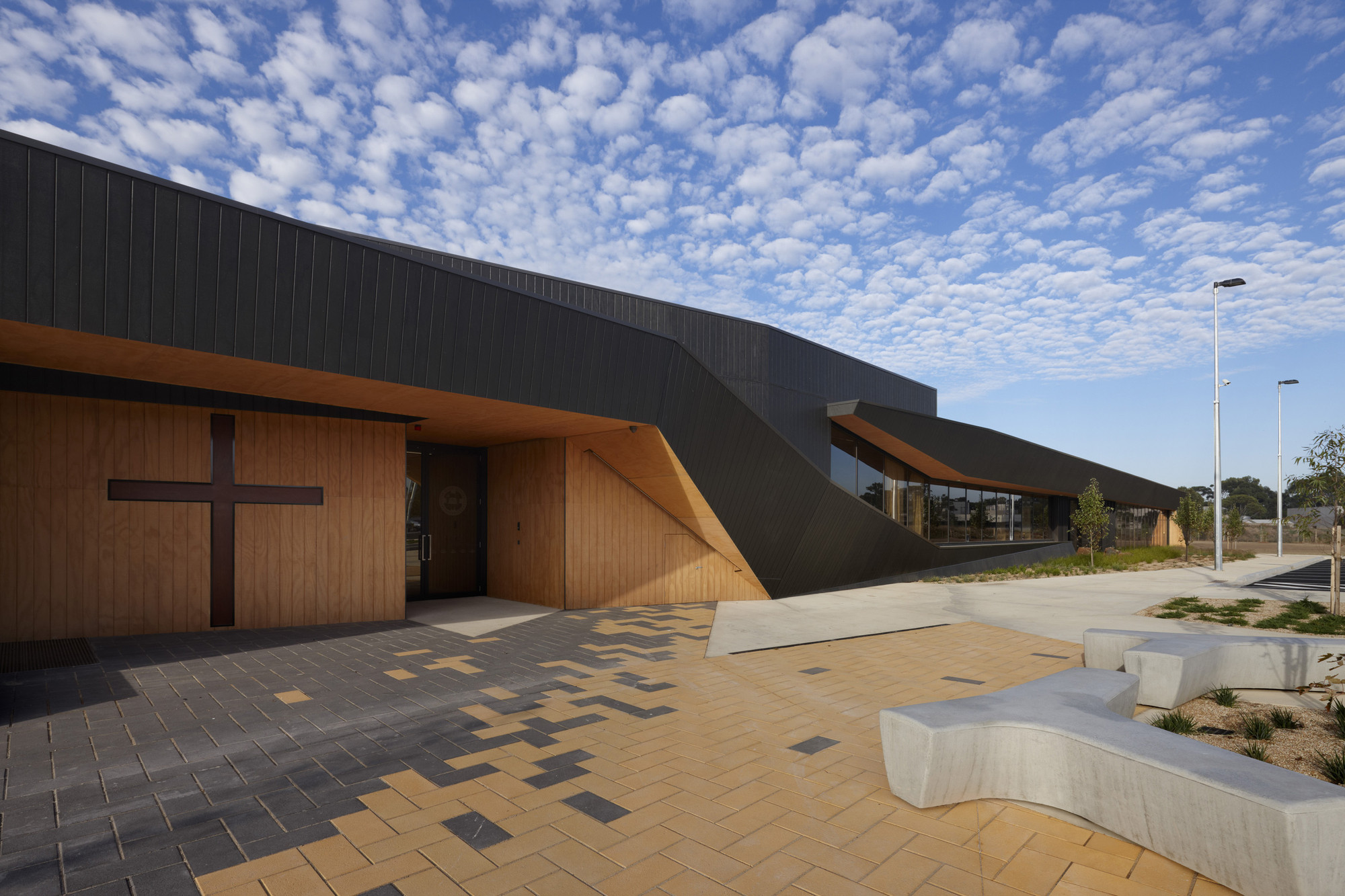 The University of Notre Dame Australia Werribee Clinical School / DesignInc, © Dianna Snape