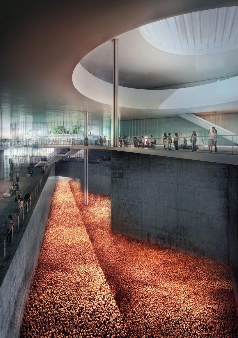 Herzog & de Meuron Win Competition to Hong Kong Museum