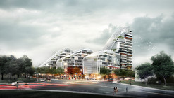 Bass and Flinders Gateway Project Proposal / Spark Architects