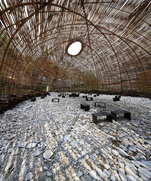 Archivo: Arquitectura con Bambú, © AdDa