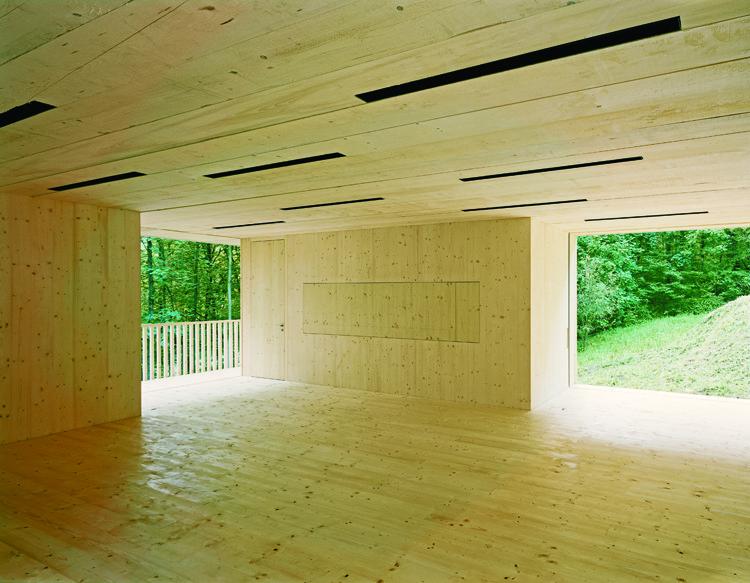 gallery of trublerh tte rossetti wyss architekten 6. Black Bedroom Furniture Sets. Home Design Ideas