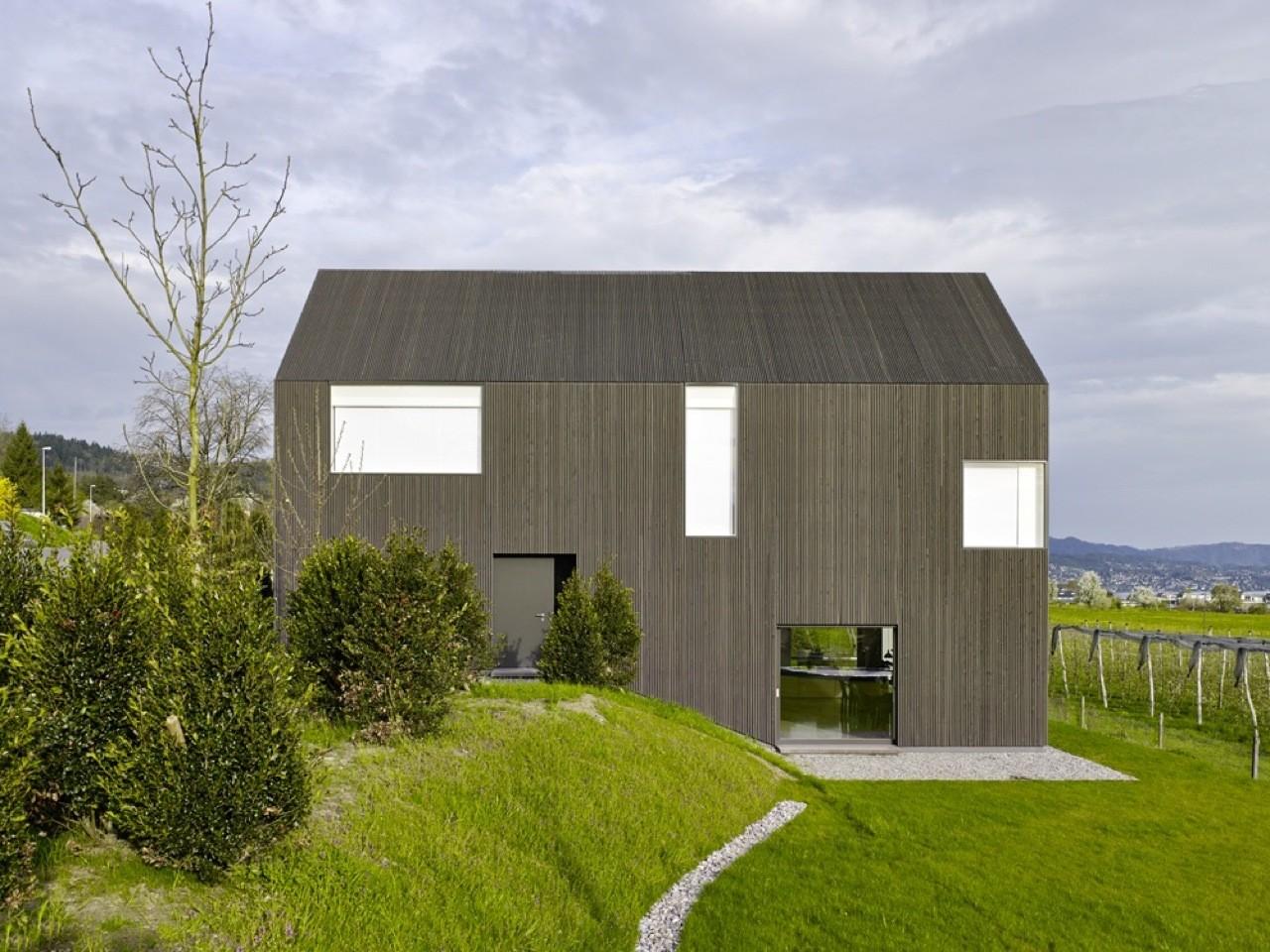 gottshalden rossetti wyss architekten archdaily. Black Bedroom Furniture Sets. Home Design Ideas