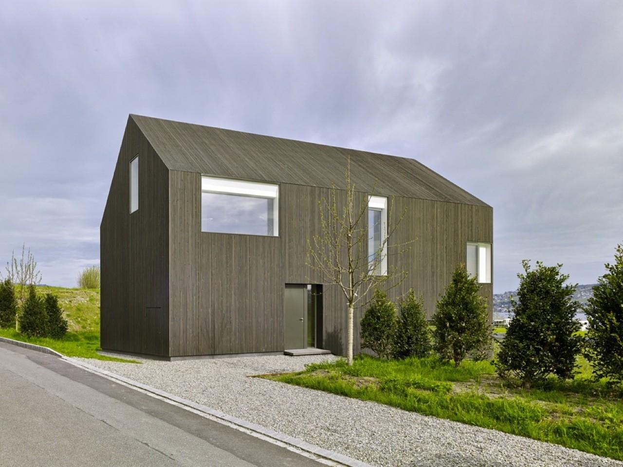 gallery of gottshalden rossetti wyss architekten 3. Black Bedroom Furniture Sets. Home Design Ideas