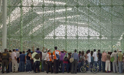 Coliseums South American Games Plan b + Giancarlo Mazzanti photo: Sergio Gomez