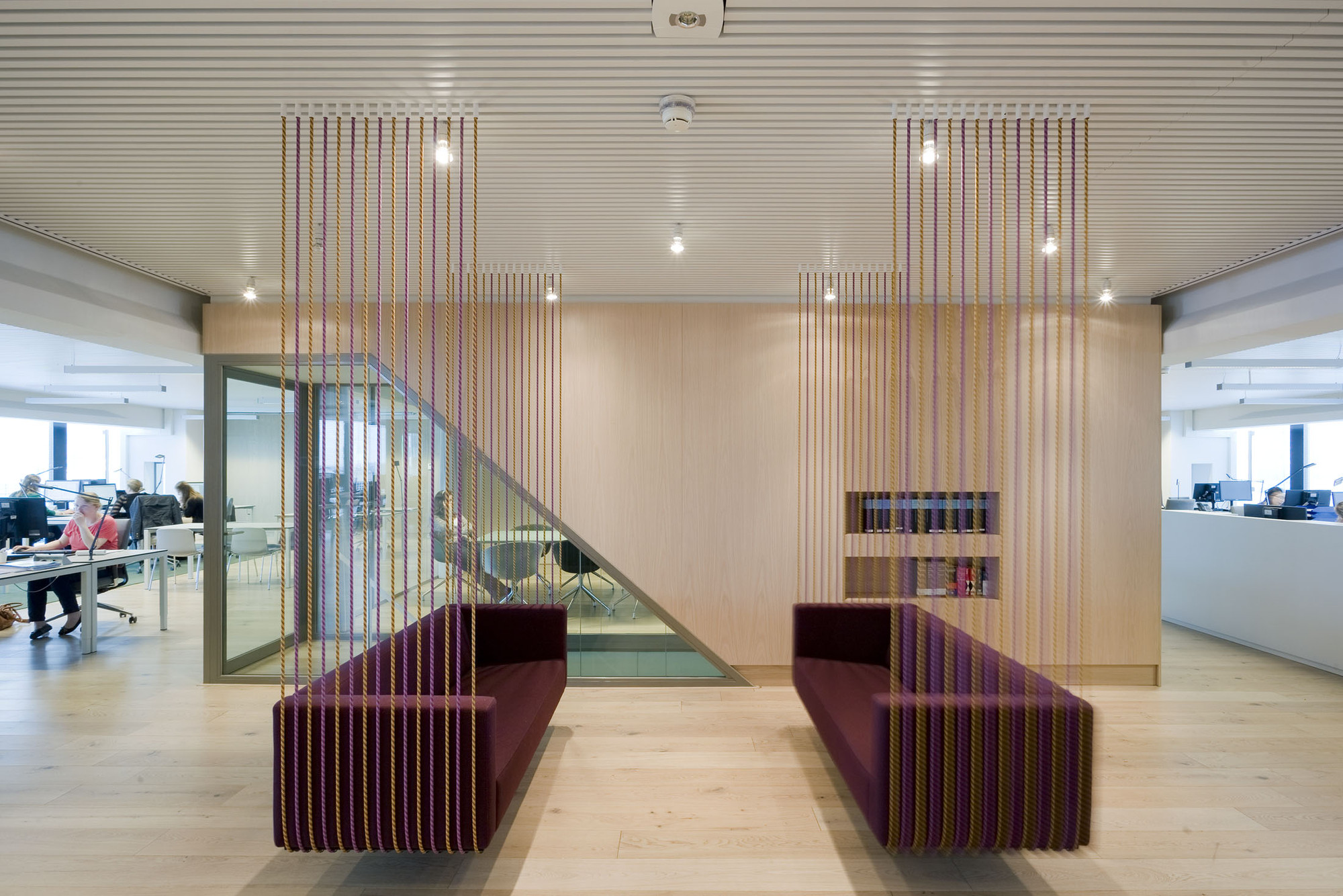 Ns stations nl architects archdaily for Arquitectura de oficinas modernas