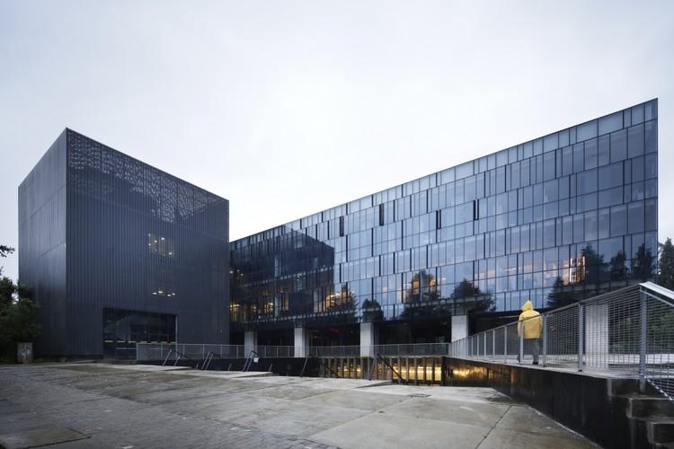 Emilio Pugín Building / Albert Tidy, © Pablo Casals-Aguirre