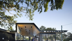 West End Ferry Terminal / Cox Rayner Architects