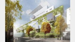 Bristol Hospital Competition Finalists