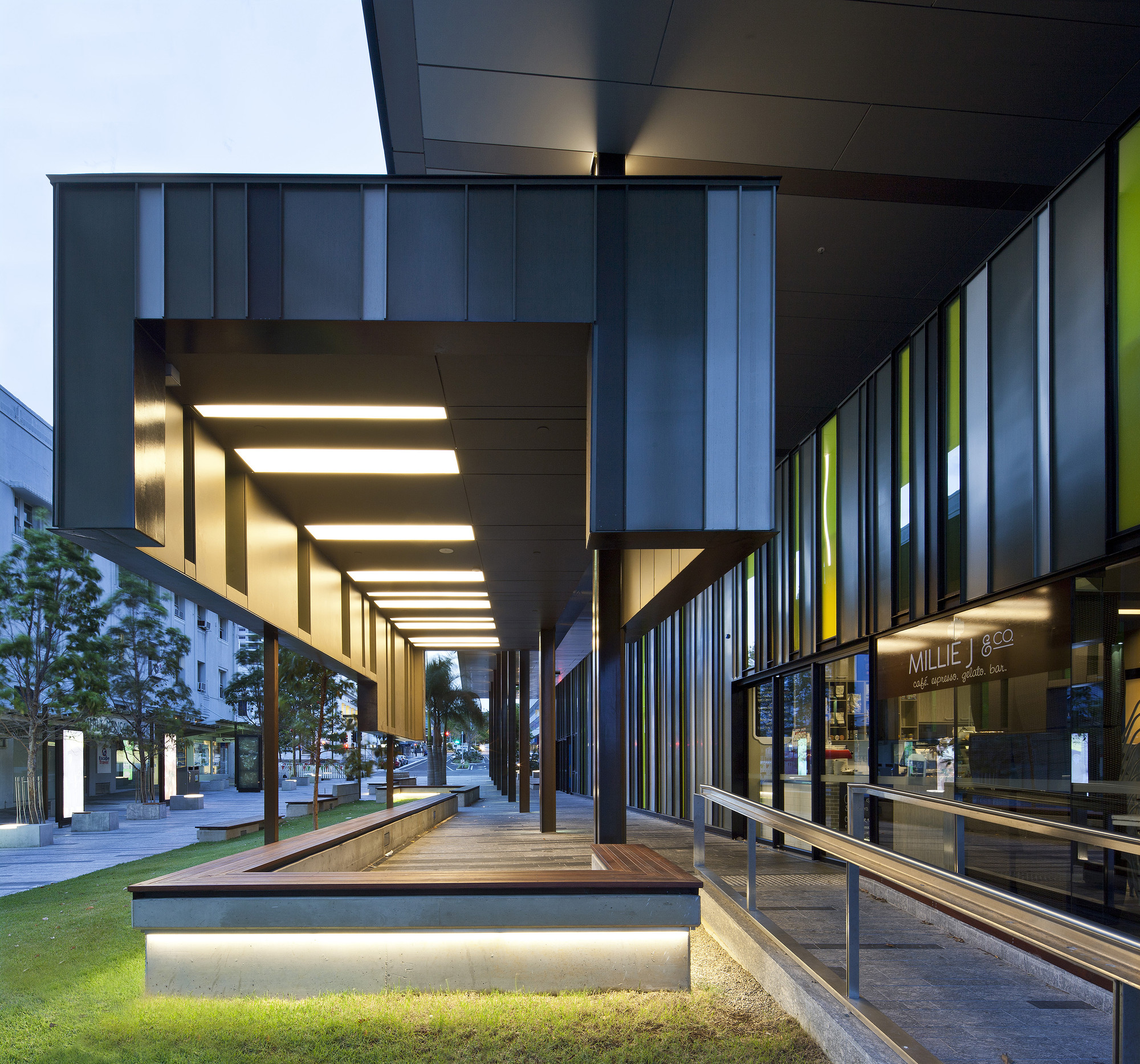 Gallery Of Flinders Street Revitalisation Cox Rayner