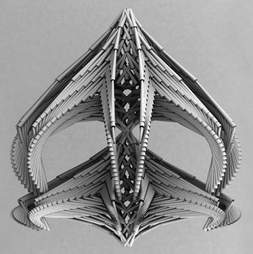Rapid Craft, designed by Neri Oxman.