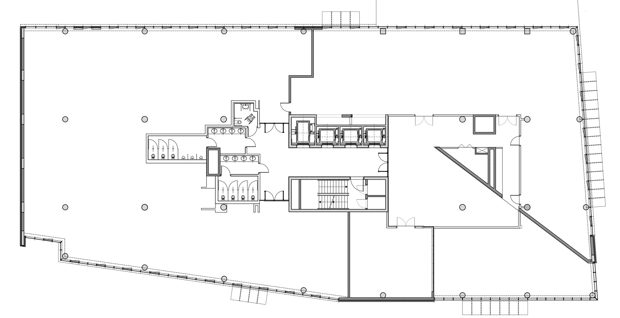 Office Building Floor Plans: Office Building At Grzybowska Street / Grupa 5 Architekci