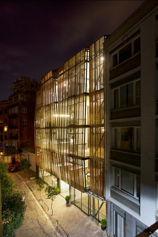 İpera 25 / Alataş Architecture & Consulting / © Gürkan Akay