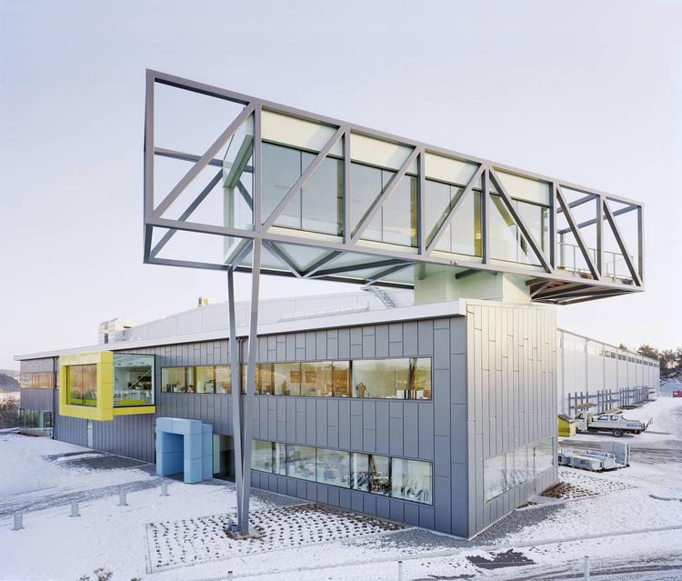 Lecor / Kjellgren Kaminsky Architecture / © Kalle Sanner