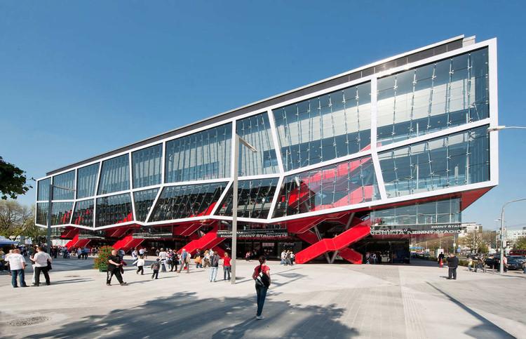Ice Hockey Stadium Of Ondrej Nepela / Fischer Architects / © Pavel Meluš