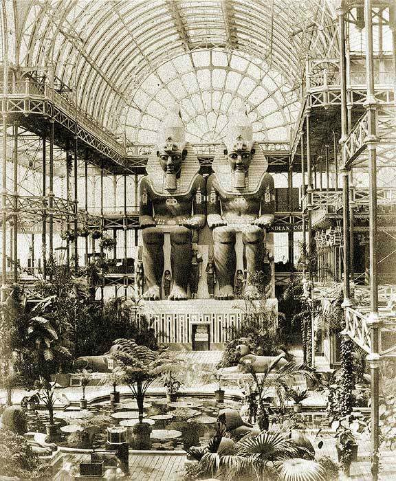 Crystal palace great exhibition