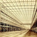 The incredible length of the interior space, 1851. © paristeampunk.canalblog.com