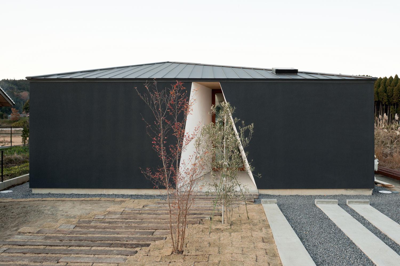 Kiritoushi House / SUGAWARADAISUKE, © Takumi Ota