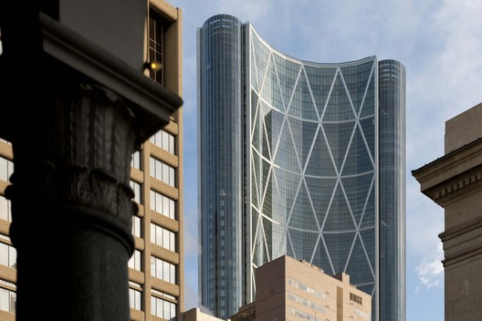 Winner: The Bow; Calgary, Canada / Foster + Partners © Nigel Young