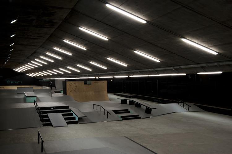 BaySixty6 Skate Park / Brinksworth, © Louise Melchior